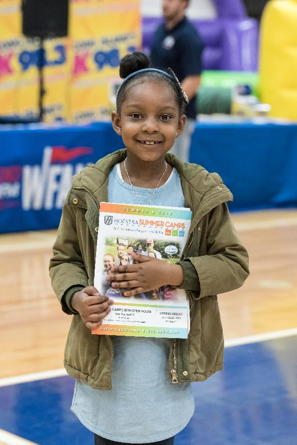 Hofstra Summer Camps Open House at Hofstra Physical Education Center