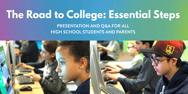 Road to College: Essential Tips at The Digital Arts Experience