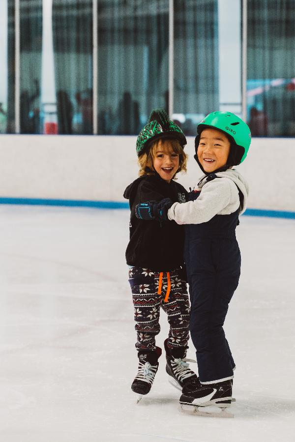 Chelsea Piers Summer Camp Open House at Sky Rink at Chelsea Piers