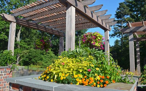 Sensory Garden Sundays at Planting Fields Arboretum, Coe Hall