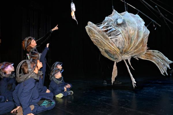 ERTH'S PREHISTORIC AQUARIUM ADVENTURE: The Mystery of the Dinosaurs of the Deep at Patchogue Theatre for the Performing Arts