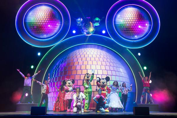 Disney Junior Dance Party On Tour at New Jersey Performing Arts Center