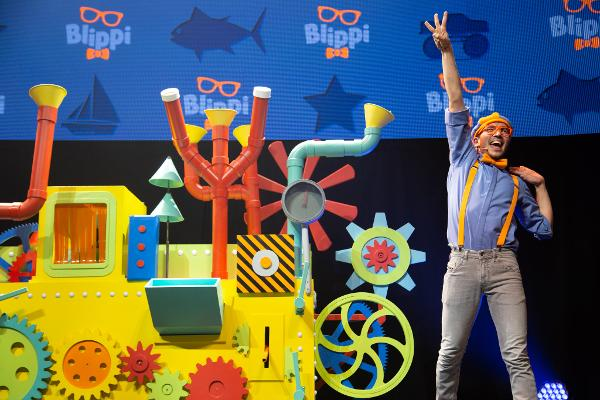 Blippi Live! at Tilles Center for the Performing Arts
