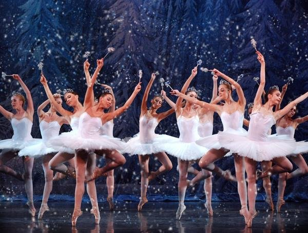 'The Nutcracker' at Kingsborough Community College, The Leon M. Goldstein Performing Arts Center