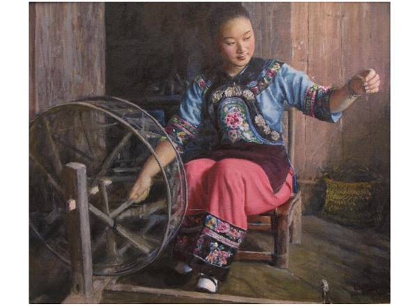 Chinese Artists in America! Opening Reception at Gold Coast Arts Center