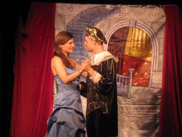 Galli's 'Cinderella' at Galli Theater