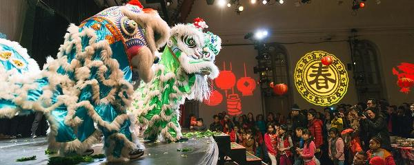 ONLINE Lunar New Year Chinese Temple Bazaar at Flushing Town Hall