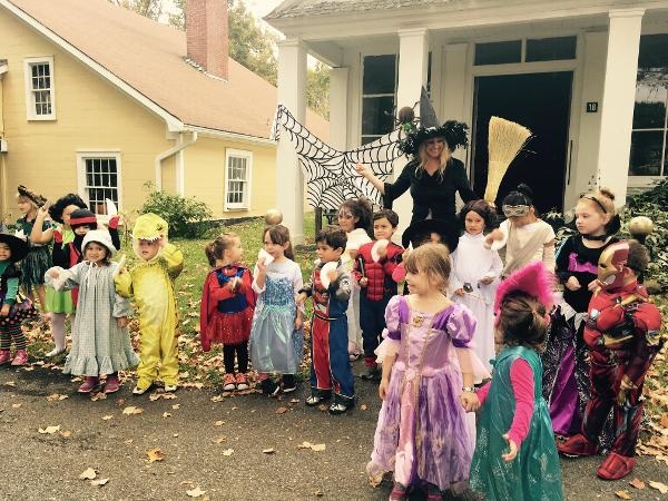 No Scare Halloween at Museum Village