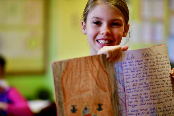 Open Class Day for Grades 4 and 5! at The Waldorf School of Garden City