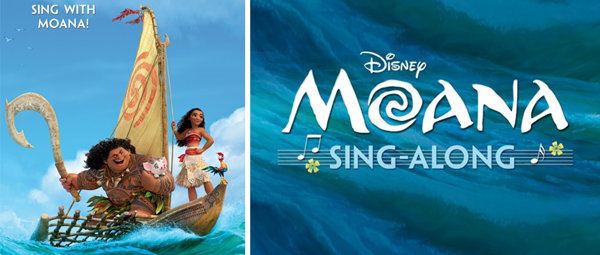 Disney's 'Moana' Sing-Along at Bergen Performing Arts Center