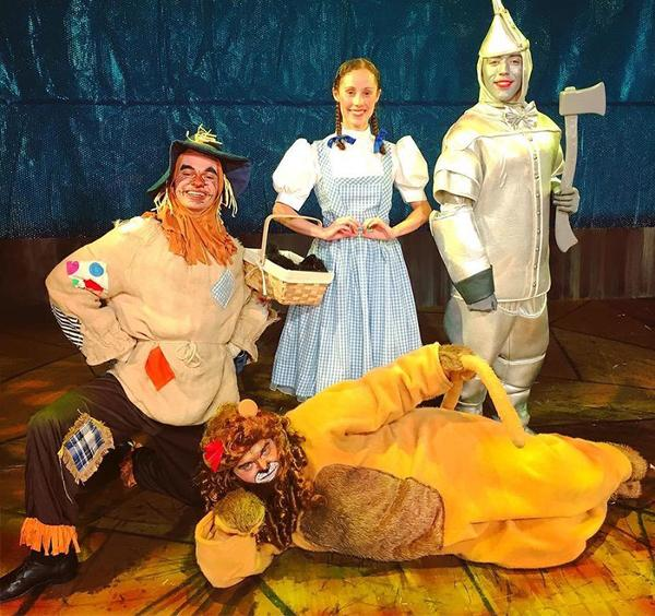 The Wizard of OZ at The Argyle Theatre