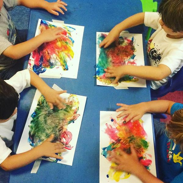 Toddler Art Adventures at Elite Minds Montessori