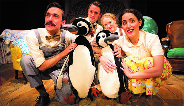 'Mr. Popper's Penguins' at Tilles Center for the Performing Arts
