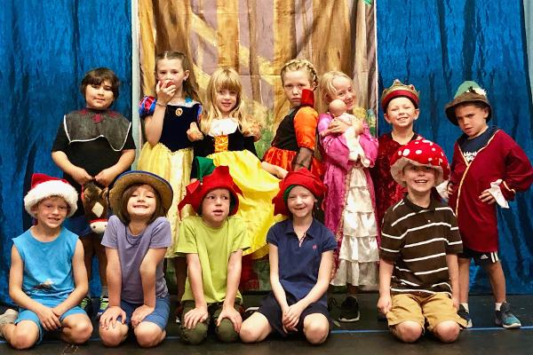 Galli's: One Day Theater Camp on Yom Kippur at Galli Theater