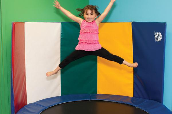 GRAND RE-OPENING EVENT at My Gym Children's Fitness Center