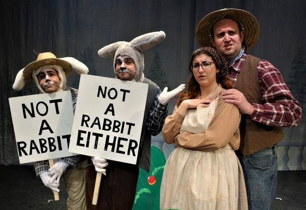 'The Adventures of Peter Rabbit' at Theatre Three