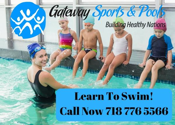 Gateway Fall Festival Grand Opening - Learn To Swim at Block Institute