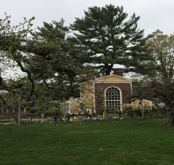 Breaking the Winter Fast with Spring Greens at Dyckman Farmhouse Museum