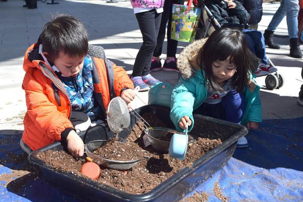 Spring Break Activities for Kids! at Queens Botanical Garden