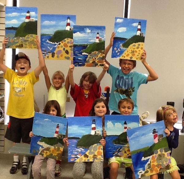 Summer Camp at The Village Artist