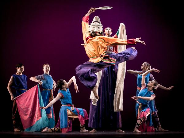 NAI-NI CHEN: Song of the Phoenix at Academic Arts Theatre, Hankin Academic Arts Building at Westchester Community College