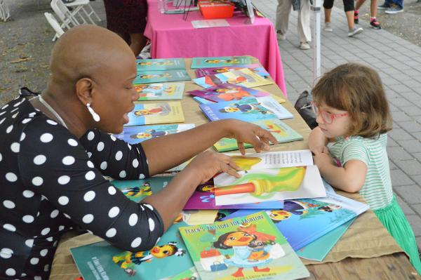 Brooklyn Book Festival Children's Day at MetroTech