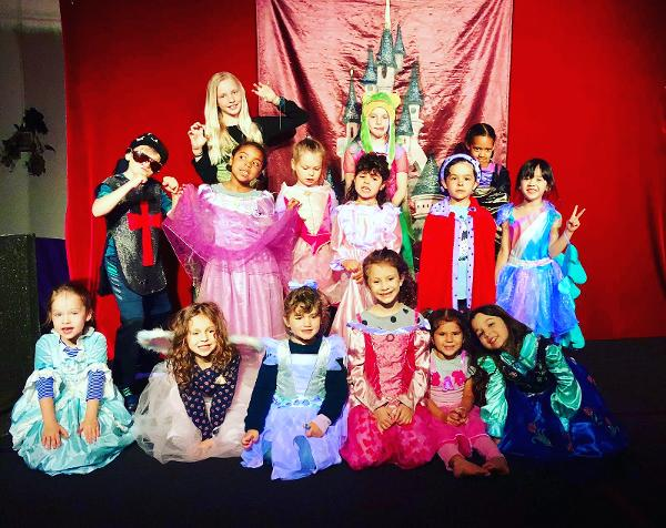 Galli's: One Day Theater Camp in Columbus Day at Galli Theater