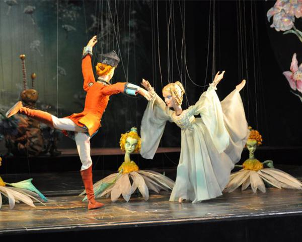 The Nutcracker by The Salzburg Marionette Theatre at Flushing Town Hall