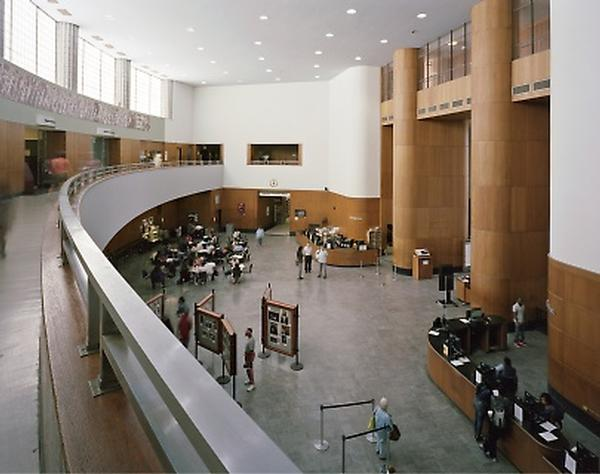 Brooklyn Open at Brooklyn Public Library, Central Branch