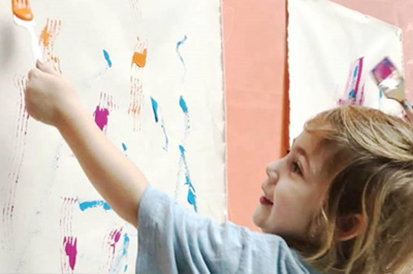 Open Studio for Kids at The Neuberger Museum of Art