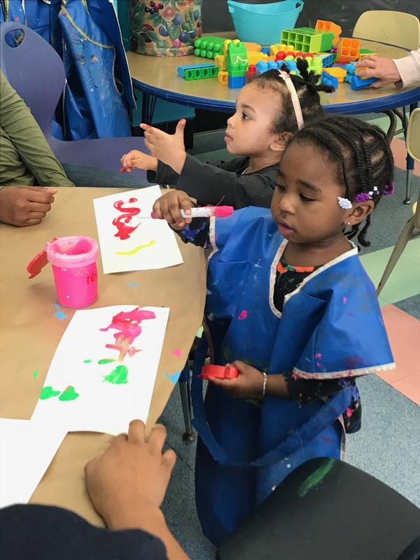 Presidents' Day Art Workshop at Staten Island Children's Museum