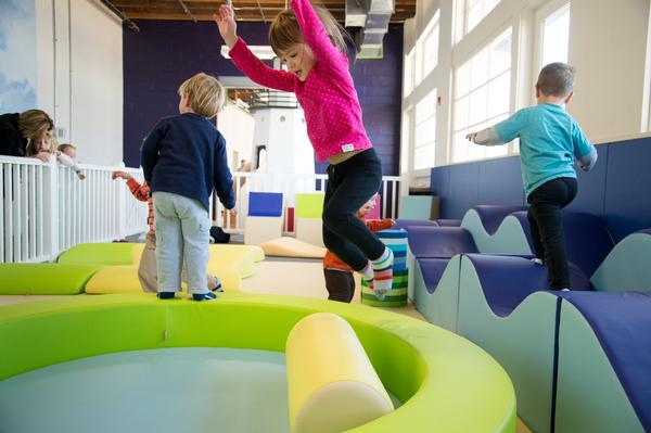 EXPLORE-A-THON at Westchester Children's Museum