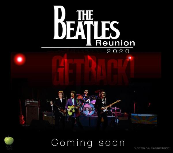 Get Back! The Beatles Reunion at Wall Street Theater