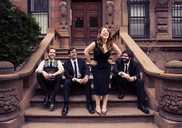 Music at the Mansion: Joelle and the Pinehurst Trio at Planting Fields Arboretum