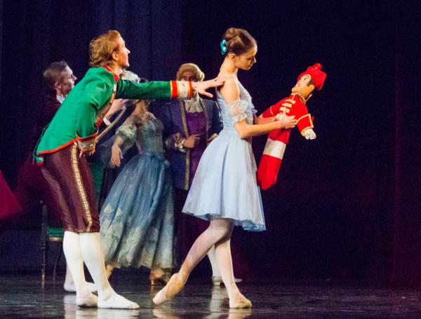 'The Nutcracker' at On Stage At Kingsborough