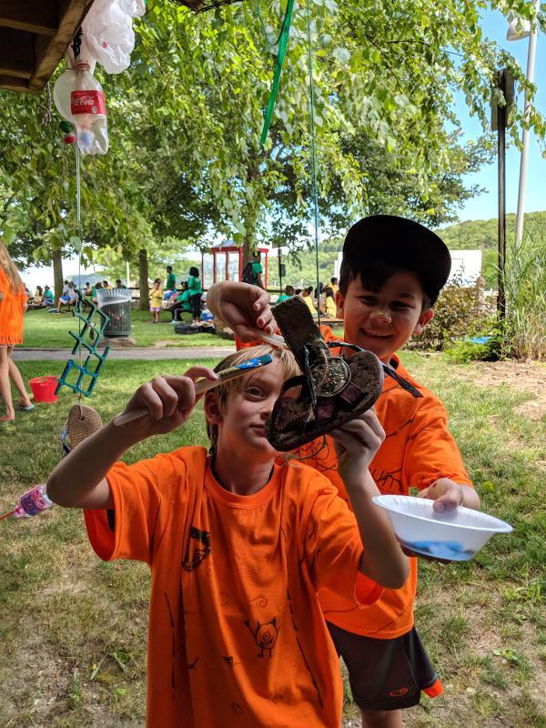Create A Dreamcatcher at Long Island Explorium