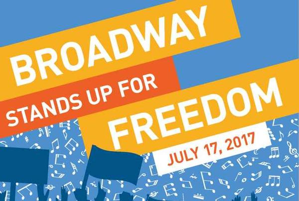 15th Annual Broadway Stands Up for Freedom at NYU Skirball Center for the Performing Arts