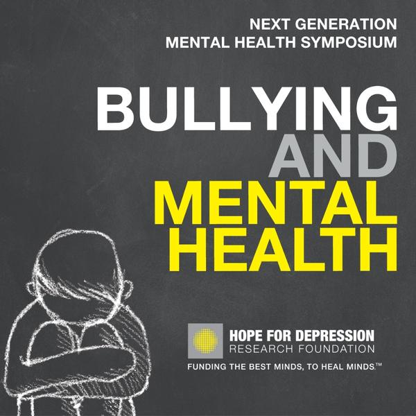 Next Generation Mental Health Symposium: Bullying and Mental Health at The Paley Center for Media - Bennack Theater