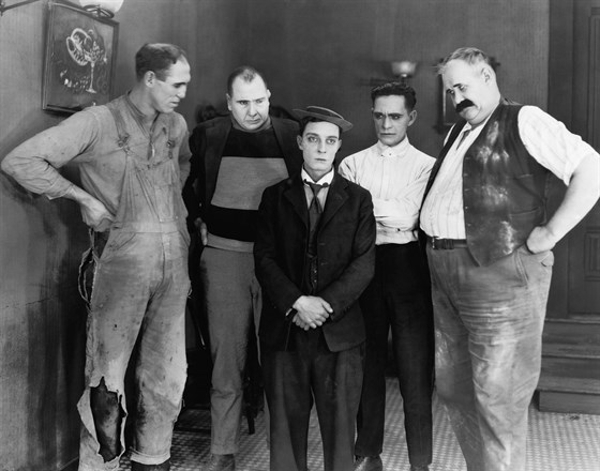 Anything But Silent: Buster Keaton Shorts at Cinema Arts Centre
