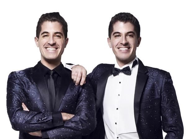 Disney and the Boys: Will and Anthony Nunziata sing the Sherman Brothers at New Jersey Performing Arts Center