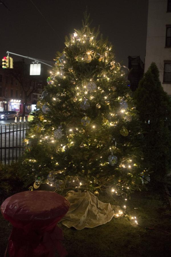 Atlantic Avenue Holiday Tree Lighting Ceremony and Party at St. Cyril of Turov Belarusian Church