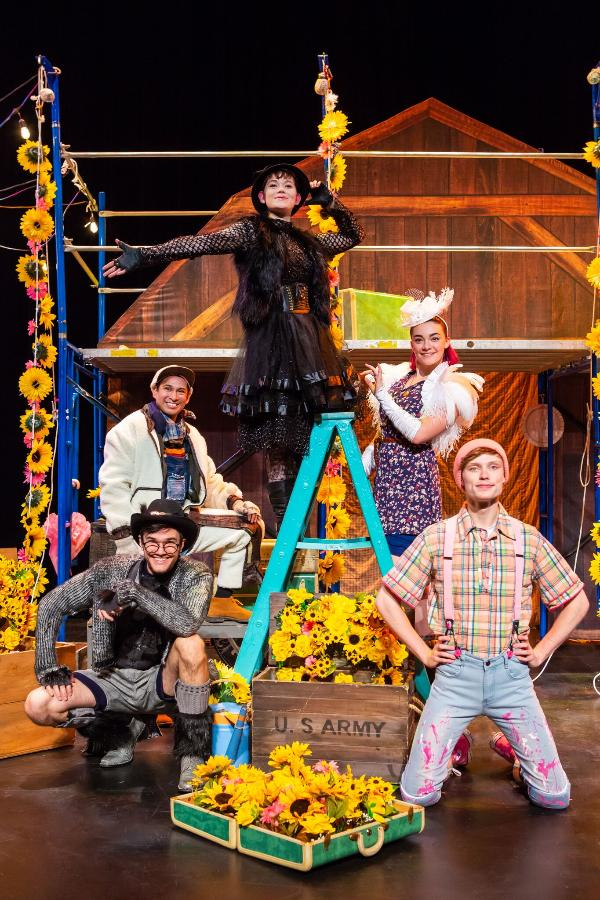 CHARLOTTE'S WEB at On Stage At Kingsborough