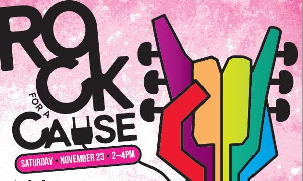 Rock for a Cause at Sid Jacobson JCC