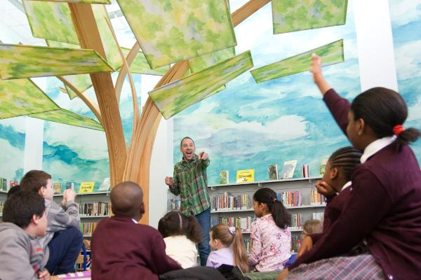 Pot of Gold with Urban Stages at Queens Library - Arverne