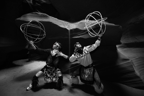 Hoop Dancing Demonstrations at National Museum of the American Indian