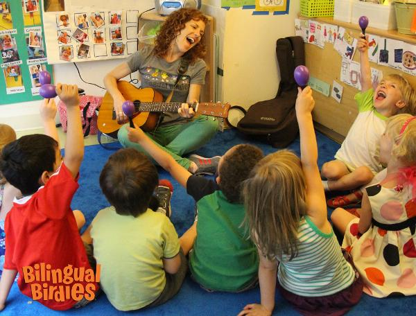 CANCELLED - Bilingual Birdies Spanish Series at Mulberry Street Library