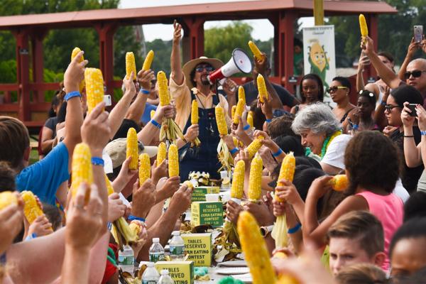 Harbes SweetCornFestival at Harbes Family Farm