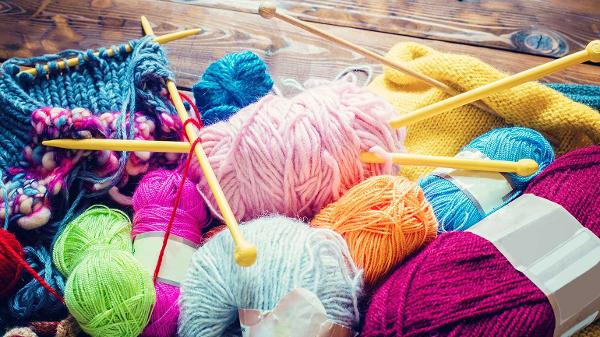 Knitting Group at Andersons Larchmont