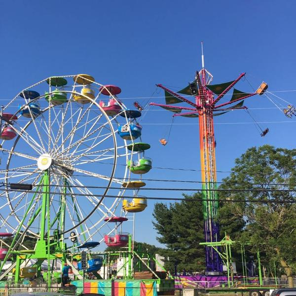 Bellmore Family Street Festival and Carnival at Chamber of Commerce of the Bellmores