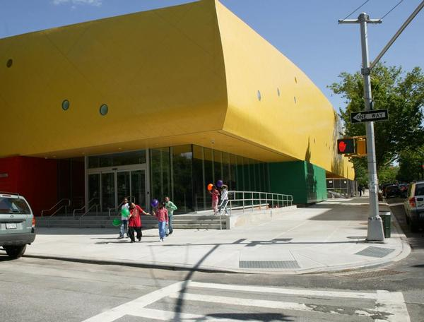Brooklyn Block Lab and Studio at Brooklyn Children's Museum